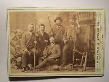 Salzburg 1887 - Alfred Paris Deubel Seeger Katzschmann Etienne / Fernglas / KAB