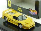 Mattel Hot Wheels 22179 Ferrari F50 1995 gelb Modellauto 1:43 OVP 1412-11-05