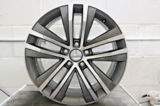 "1 Genuine Original Volkswagen Sharan 7N TOULON 18"" alloy wheel Spare 7N0601025F"