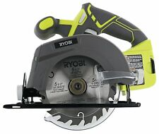 "Ryobi P505 5-1/2"" Lithium-ion 18V 18 Volt Cordless Circular Saw Bare Tool Only"