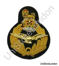 RAF Cap Badge King's Crown R664
