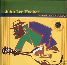 John Lee Hooker   Blues Is The Colour  *NEW in sleeve*