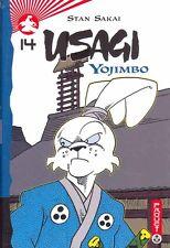 USAGI YOJIMBO tome 14 Stan SAKAI manga en français