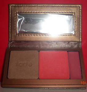 """""""Tarte Infinite Glow palette"""" Bronzer~Lip Sheer~Cheek Stain Brand New Product!!"""
