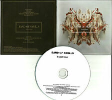 BAND OF SKULLS Sweet Sour RARE ADVNCE DIFFERENT PACKAGING UK made PROMO DJ CD