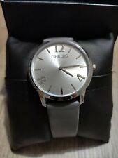 Reloj De Pulsera GREGIO Correa de cuero para mujer
