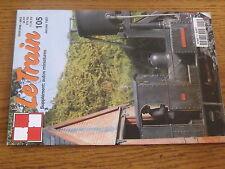 $$u Revue Le Train N°105 voitures Corail VTU  BB 71000  bifurcation  Arles