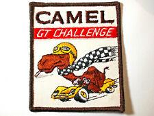 Camel GT Challenge Racing Patch  Vintage