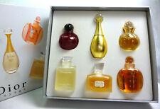 Christian Dior Miniaturset Miss Dior Jadore Dolce Vita Dune Hypnotic Poison