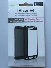 Moshi iVisor AG Screen Protector For Samsung Galaxy S4 Mini - Black NEW