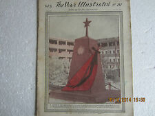 WWII-THE WAR ILLUSTRATED MAGAZINE  1944/45 x 8