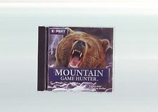 MOUNTAIN GAME HUNTER - 1998 HUNTING SHOOTING PC GAME - FAST POST - DW