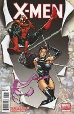 X-men #2 (2010) - Paco Medina Variant - VF+ / NM
