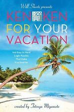 KenKen for Your Vacation : 100 Easy to Hard Logic Puzzles That Make You...