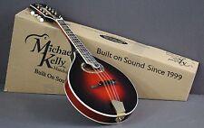 Michael Kelly Legacy A-O  Oval Soundhole A-Style Acoustic Mandolin