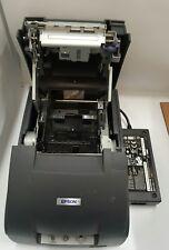 - EPSON TM-U220PB RECEIPT PRINTER (USB INTERFACE) M188B WITH AC