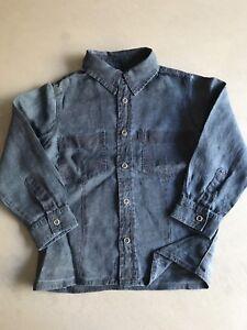 120% LINO Shirt Size 4
