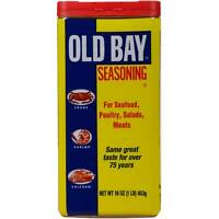 Old Bay Seasoning - 1 lb. container, 12 per case