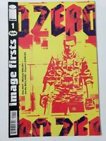 """IMAGE FIRSTS: ZERO #1 SPECIAL EDITION (2014) IMAGE COMICS """"WAR MACHINES""""!"""