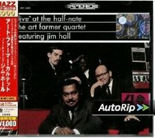 JIM ART FARMER QUARTET FEAT. HALL - LIVE AT THE HALF-NOTE  CD NEU