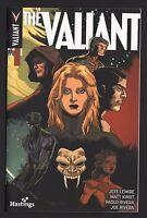The VALIANT #1 Hastings Variant VALIANT ENTERTAINMENT 2015 Bloodshot!