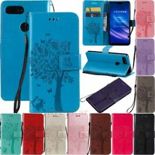 For Xiaomi 8 Lite Redmi Note 4X 6 Pro Card Wallet Flip Leather Phone Case Cover