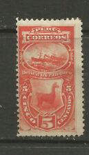 Peru 5c revenue/fiscal stamp