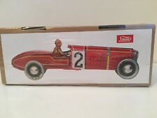 Paya - Tin-Plate Classic Race Car #2 - Red - SEALED in Box