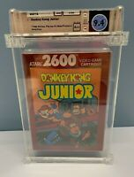 DONKEY KONG JUNIOR  for ATARI 2600   **  WATA 9.4 A++  **  BRAND NEW and SEALED