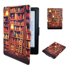 Estuche/Cubierta Para Para Kindle Paperwhite Paperwhite 1/2/3 & Kindle 6 Auto Sleep/Wake