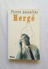 BD tintin - Hergé  / EO  / PIERRE ASSOULINE / PLON