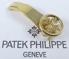 PATEK PHILIPPE 18ct Gelbgold Faltschließe 14 mm für Herrenuhren - neuwertig