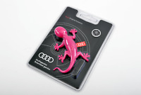 PINK Gecko NEW Audi Fragrance Air Freshener CAR Dispenser Aromatic Scent fresh