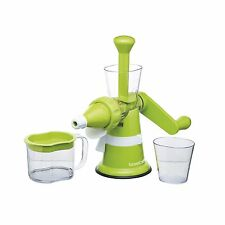 Kitchencraft New  Manual Juicer For Healthy Eating