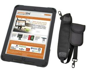 armourdog® rugged case for the iPad Air & Pro 10.5 with hand & shoulder strap