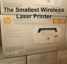 HP Laserjet Pro M15W Wireless Laser Printer W2G51A BRAND NEW