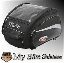 New Moto Motorcycle Motorbike Tank GPS Bag Luggage Black Tankbag 16 Litre Speed1