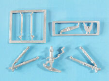 F-8E Crusader Landing Gear for 1/72nd Academy Model SAC 72111