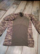 US Army Massif Battle Shirt ACU Hemd original US Small sehr gut erhalten !