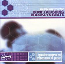 Various – Bone Crushing Brooklyn Beats  X-Sight Records – 6378-2 NEW CD