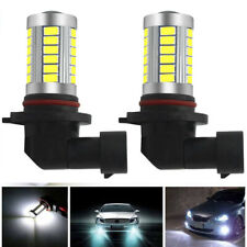 2X 9006 HB4 5630 33SMD High Power Car LED Fog Driving Light Canbus Lamp Bulbs