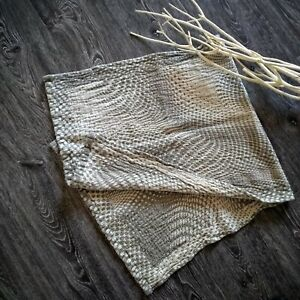 Linen towel for the bath. European quality. Two-sided, soft 19.68 x 45.27 inches