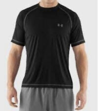 Under Armour HeatGear Men's Short Sleeve Loose Fit Athletic Gym Casual Shirt