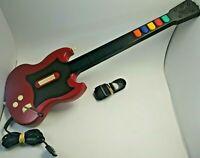 RedOctane Gibson SG GuitarHero Controller for PS2 w/ Strap (PSLGH) - FREE S/H