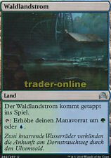 2x Waldlandstrom (Woodland Stream) Shadows over Innistrad Magic