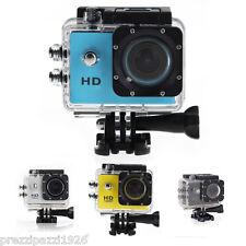 1080p 30m action Camera Sport HD DVR azione casco Videocamera video impermeabile