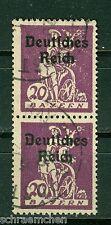 Deutsches Reich 122 I , o ,