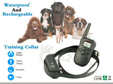 Petainer Dog Training Collar Rechargeable and Water Resistant