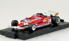Ferrari 126CK Turbo GP Italien 1981 #28 D.Pironi 1:43 Brumm Modellauto R391