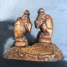 Vintage Hawaiian Treasure Craft of Hawaii Goony Bird Shaker set